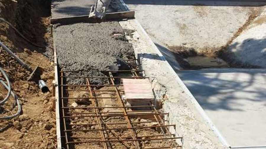 Sp system piscine piscine - Piscine in cemento ...